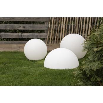 Leuchtende Alba Lampe 50 cm 32043 8 Seasons Design